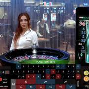Authentic Gaming Casino Floor Roulette