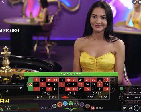 Dealer Natalija