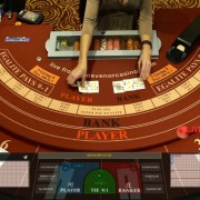 Dual Play Live Baccarat