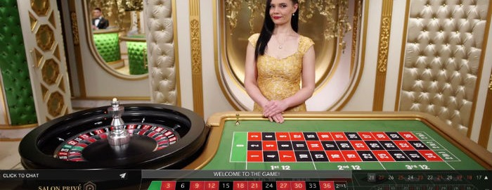 roulette salon prive
