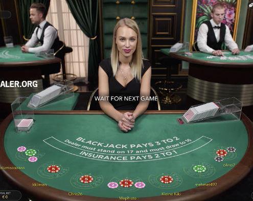 Dealer Jelizaveta