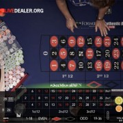 Authentic Foxwoods Roulette