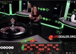 unibet live roulette video