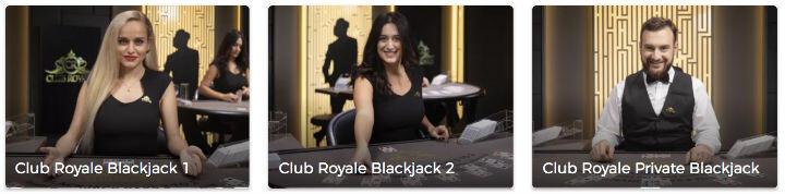 Club Royale at Mr Green