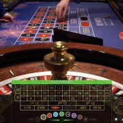 Resorts Atlantic City Roulette -place your bets
