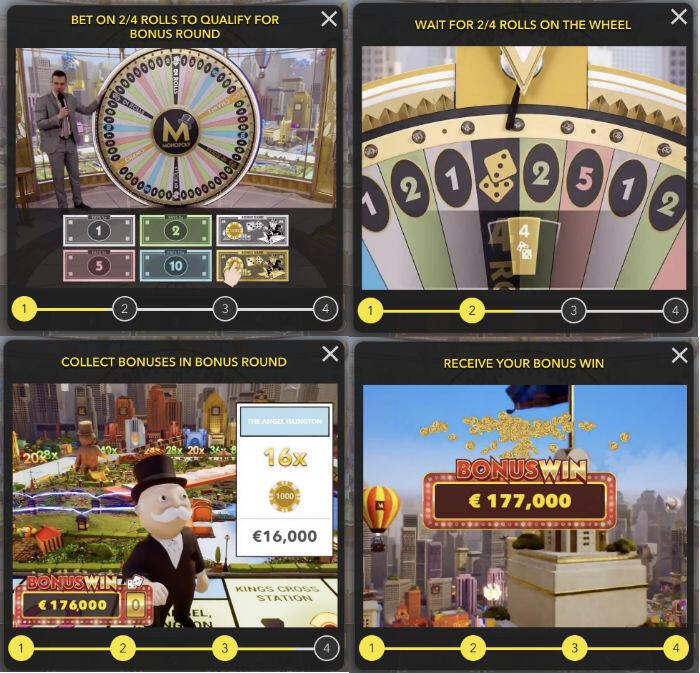 MonopolyBonusGame