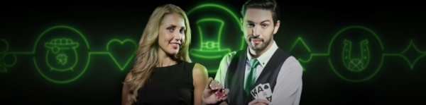 St Patrick's day at Unibet