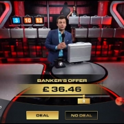 Deal or no Deal bankoffer