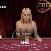 Free Bet Blackjack dealer push