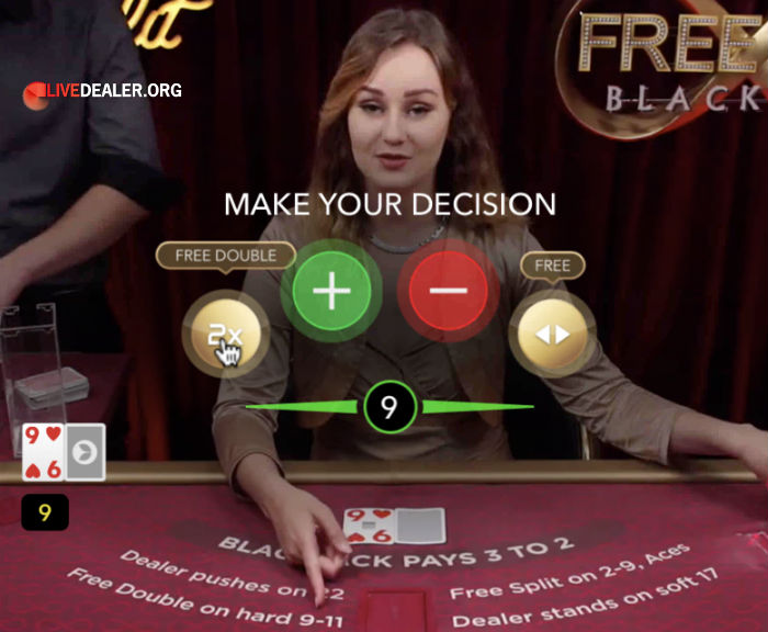 Free Bet Blackjack free bets