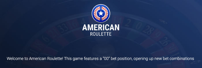 American Roulette new combinations