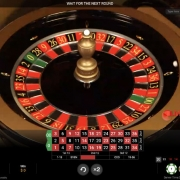 Playtech American Roulette wheel