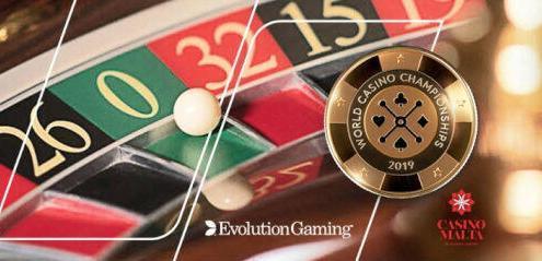 world casino championships