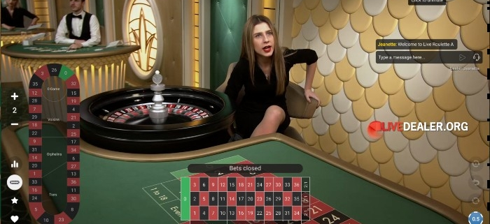 Pragmatic Play roulette