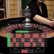 Pragmatic Play speed roulette placebets