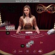 mobile evolution free bet blackjack