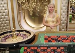 evolution salon prive roulette video