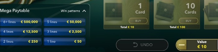 payout 5x