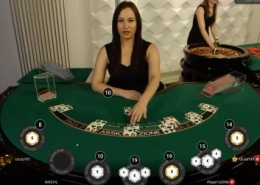 playtech blackjack italiano video