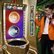 coin toss bonus round