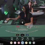 vivo casino holdem place bets