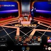 Hitting Fire Blaze number