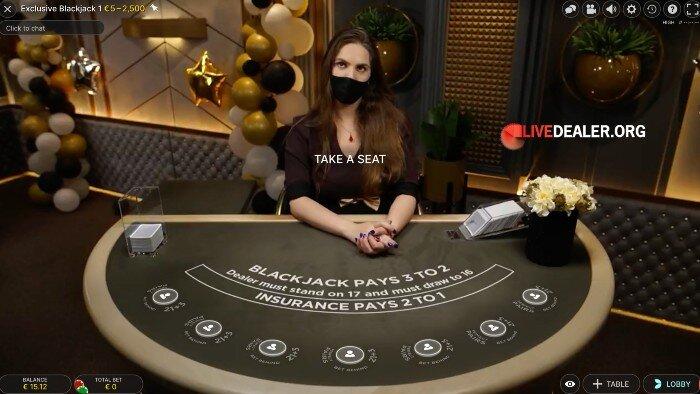 Leo Exclusive Blackjack1
