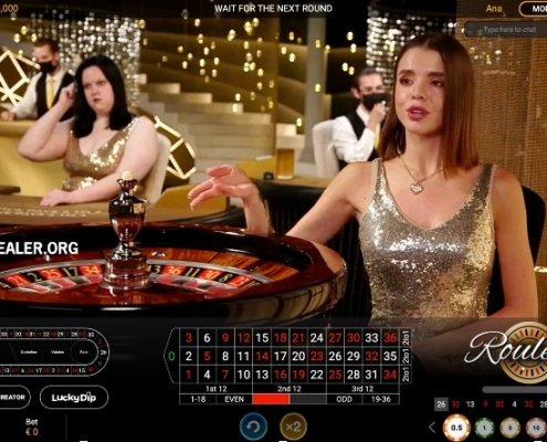 Ptech roulette mixed