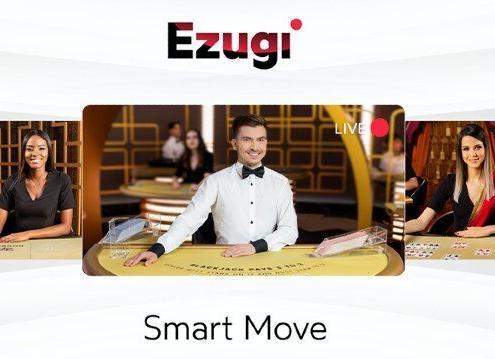 ezugi rebrand
