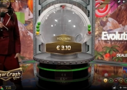 Cash or Crash win