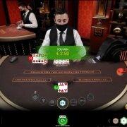 Blackjack-no need for cash back