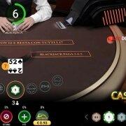Cash Back Blackjack high offer