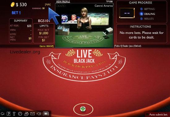 How to be a good blackjack dealer