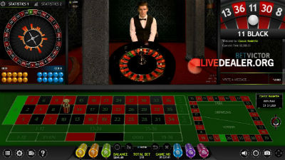 Extreme Live roulette