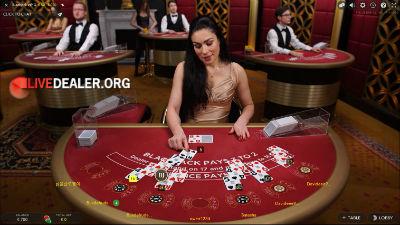 Jackpot City live blackjack