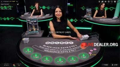 Test blackjack skills