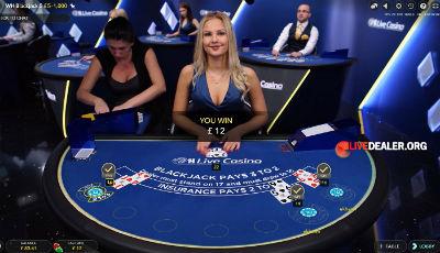 William hill live casino holdem