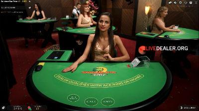 Paf live CAribbbean Stud poker