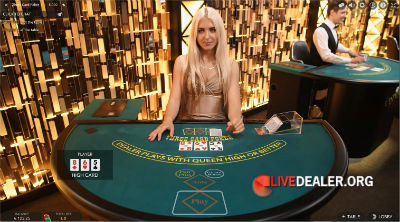 Betsson live 3 card poker