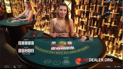 grosvenor live poker