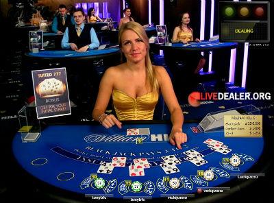William Hill Casino Live