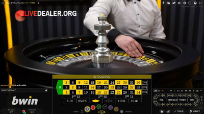Bwin live roulette