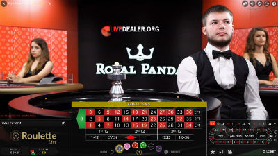online casino dealer royal roulette