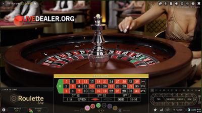 Dublinbet live roulette