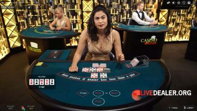 Party Casino live Texas holdem poker