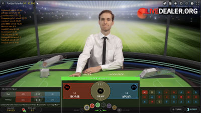 Betway Live Football Studio