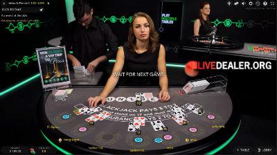 Unibet live casino