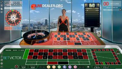 Extreme Live Casino roulette