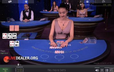 Dublinbet Casino Hold'em Poker