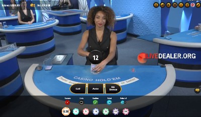 Fresh Deck Studios Live Casino Holdem Poker
